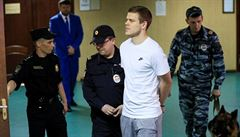 Ruští fotbalisté Kokorin a Mamajev budou propuštěni z vězení. Od května seděli za napadení