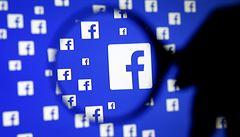 Facebook maže konspirační skupiny a účty, které podporují prezidenta Trumpa