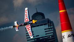 Šonka po chybě titul v Air Race neobhájil, v celkovém pořadí skončil třetí