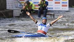 Vodní slalomáři jdou do boje o reprezentaci, Prskavec s Kudějovou si mohou zajistit účast v Tokiu