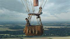 Strasti a radosti letu balónem. Historický snímek Vzduchoplavci představí skutečné i fiktivní hrdiny