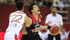 Turečtí basketbalisté na úvod MS snadno zdolali Japonce, rozhodli drtivou první čtvrtinou