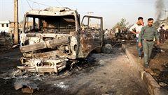 Při výbuchu bomby v Afghánistánu zemřelo nejméně 17 osob. Do příměří chybělo jen několik hodin