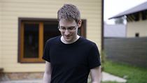 Edward Snowden ve snímku Citizenfour.
