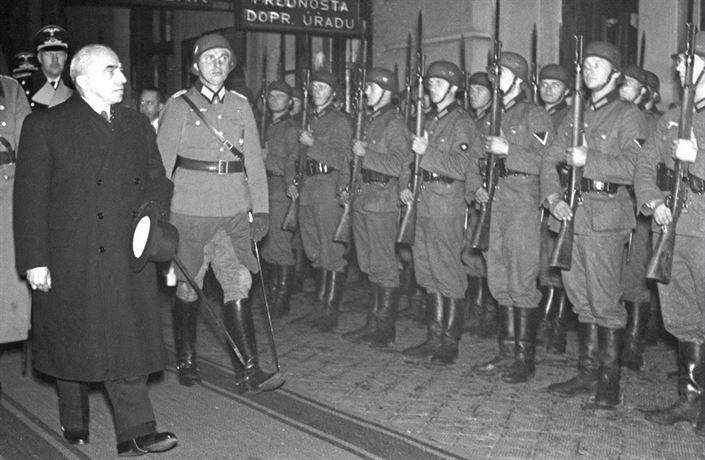 Operace Südost. Sedm sborů wehrmachtu překročilo české hranice, okupace začíná
