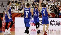 Češi jsou hrdí na Ginzburgovu partu. Ta vrátila národ na basketbalovou mapu světa