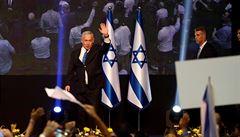 Výsledky voleb v Izraeli ukazují na patovou situaci. Ganc chce vládu národní jednoty, Netanjahu sionistický kabinet