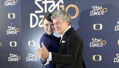 Vždycky jsem tancoval rád, aniž bych to uměl, říká herec Miroslav Hanuš ze soutěže StarDance