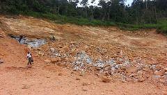 Pražští podnikatelé chtěli v Libérii těžit kámen, plán ale nevyšel. Tamní policie poté zatkla českého občana