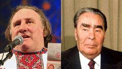 Film o Dubčekovi, v němž si postavu Brežněva zahraje Francouz Depardieu, zaštítí i prezident Zeman