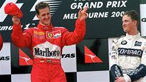 Michael a Ralf Schumacherové.