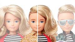 Ani kluk, ani holka. Výrobce panenek Barbie přichází na trh s novou genderově neutrální kolekcí