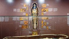 'U Náprstků' bodují mumie a indiáni. Manželské problémy znali i ve starém Egyptě, upozornila ředitelka