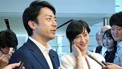 Mládí čeří japonskou politiku. Premiér má nového vyzyvatele, který je proti jaderné energii