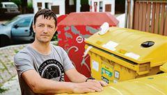 Kdo viděl v Asii zacházení s odpadem, musí tušit, že se tam dějí zvěrstva, říká expert Tomáš Cajthaml