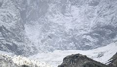 Pohotovost u nejvyšší hory Evropy. Kvůli hrozbě utržení části ledovce evakuují záchranáři okolí Mont Blanc