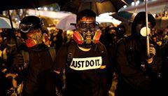 V Hongkongu se čekají velké protesty. Soud projedná odvolání Nizozemců, kteří zbili číšníka
