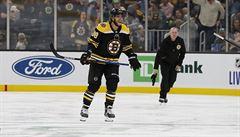 Pastrňák se stal hvězdou týdne v NHL, pomohlo mu k tomu sedm gólů