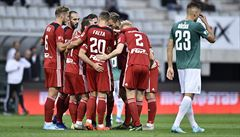 Jablonec přišel o letošní sérii výher na domácím hřišti, Olomouc remizovala gólem z 84. minuty