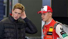 Čas mladých Schumacherů? Snad brzy nastane čas, musím mít štěstí na volnou sedačku, tuší syn Michaela Mick