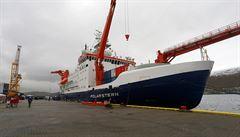 Do Arktidy pluje velká expedice. Vědci budou zkoumat klimatické změny, jsou připraveni i na boj s medvědem