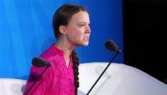 Greta nemá sociální cítění, řekl šéf dětské psychiatrie. Po vlně kritiky rezignoval
