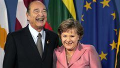 Ve věku 86 let zemřel bývalý francouzský prezident Jacques Chirac. Státníci jeho typu mizí, řekl Klaus