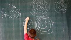 První stupeň škol: jen šest ze sta učitelů jsou muži. Kantora považují žáci za zpestření výuky