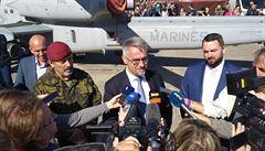 Smlouva na vrtulníky má být podepsána ještě letos, řekl Metnar. 'Nekupujeme samotné stroje, ale celý systém'