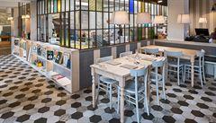 Dvě třetiny těch, kteří dostávají stravenky, jedí v restauracích