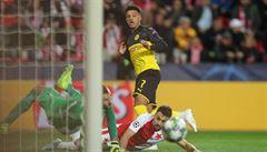 Anglie loví bundesligový poklad z Dortmundu. Sancho se chystá domů, kam zamíří?
