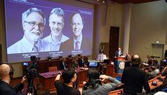 Nobelova cena chce nápad a hodně práce, říká český lékař a vědec