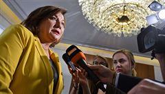 ODS vyzvala Schillerovou k rezignaci. Podle strany byl její zeť Rusňák napojen na mafiánskou skupinu
