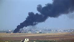 Turecko zahájilo útok na Sýrii. Mezi lidmi v bombardovaném městě je velká panika, tvrdí Kurdové