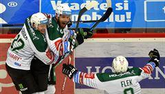 Karlovy Vary po pěti porážkách zvítězily, v předehrávce udolaly Litvínov po prodloužení