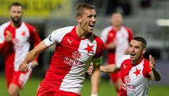 Slavia vyhrála 2:0 v Jablonci a využila prohry Plzně v Boleslavi. Ligu vede už o šest bodů