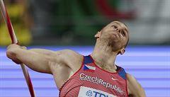 Čeští atleti jsou poprvé od roku 1991 bez medaile. Vadlejch skončil pátý, nečekaně vyhrál Grenaďan Peters