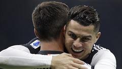 Inter poprvé v Serii A ztratil body. V souboji o první místo prohrál s Juventusem 1:2