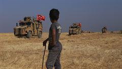Turecko podnikne invazi na severu Sýrie, potvrdil Bílý dům. Američané ofenzivu nepodpoří