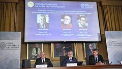 Nobelova cena za fyziku míří k objevitelům planety, která je podobná Zemi