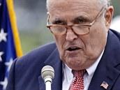 Giuliani kvůli nepravdám o Trumpově porážce nemůže v New Yorku dělat právníka