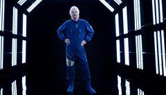 Miliardář Branson poletí v raketoplánu své společnosti k hranici vesmíru, o devět dní tak předběhne Bezose