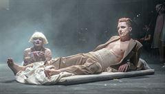 DIVADELNÍ OKÉNKO: Zpátky ke hvězdám. Bowieho muzikál Lazarus na českém jevišti