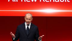 Vedení Renaultu odvolalo výkonného ředitele Thierryho Bollorého, prozatím ho vystřídá Clotilda Delbosová