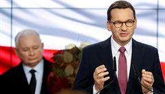 Polsko po volbách: Z Práva a spravedlnost se stává umírněná strana
