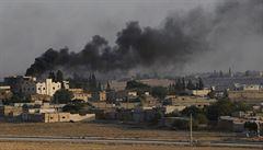 Kvůli turecké ofenzivě v Sýrii uteklo z domovů 160 tisíc lidí, tvrdí OSN