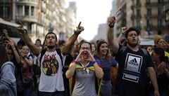Katalánské nepokoje přeložily říjnové El Clásico, Barcelona je z rozhodnutí La Ligy zklamaná