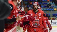 Hradec je v semifinále Ligy mistrů. Růžička jej dovedl k výhře 4:0 v Zugu