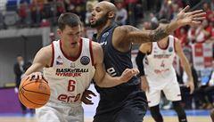 Basketbalisté Nymburka vstoupili do LM úspěšně. Čtvrtý tým minulého ročníku porazili 91:71