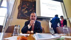 Čínská ambasáda skrytě platila konference Univerzity Karlovy. Akce byly pod záštitou rektora Zimy